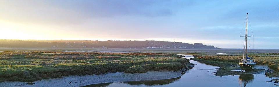 red wharf bay on anglesey
