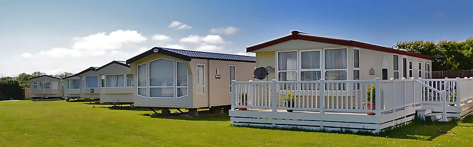 static holiday home caravans on anglesey
